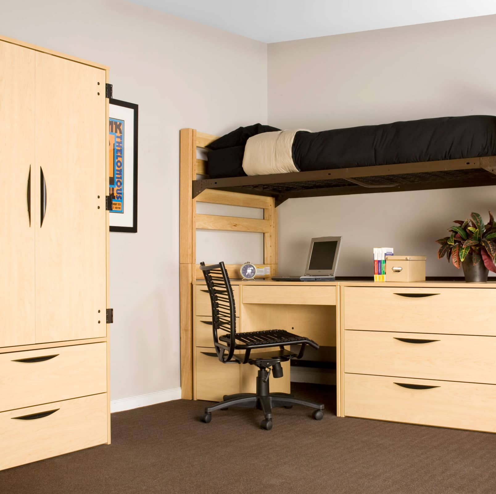 Dormitório Juvenil
